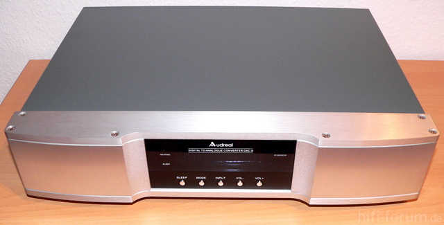 Audreal DAC 8 Front