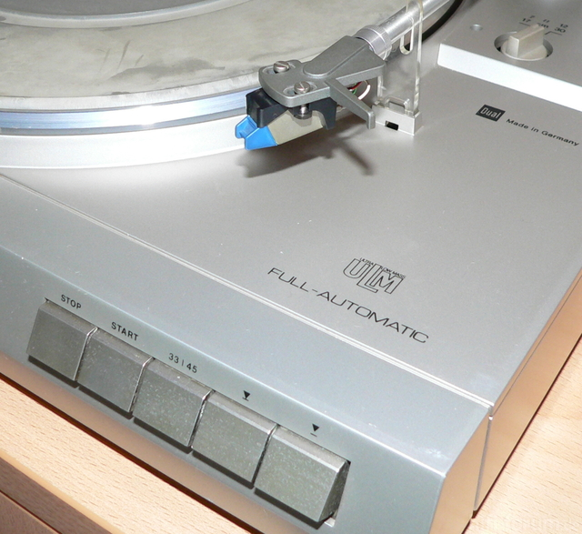 Dual CS 530 Tonabnehmer