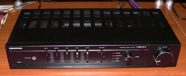 Grundig V 4200 Mk II