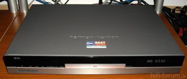 Harman HD 970 Gerät