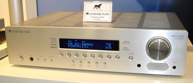 High End Cambridge Audio