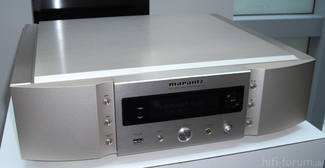 High End Marantz