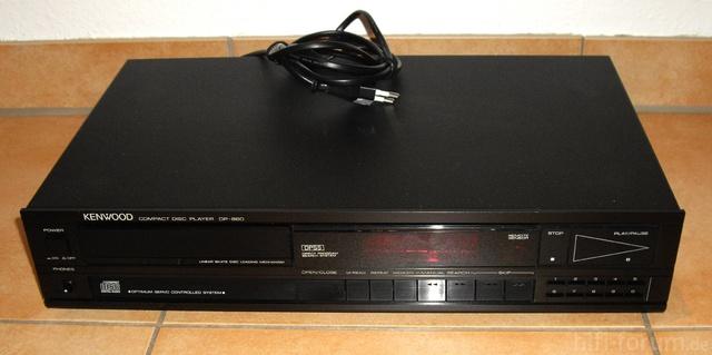 Kenwood DP-860 a