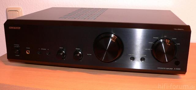 Onkyo A 9355 Front