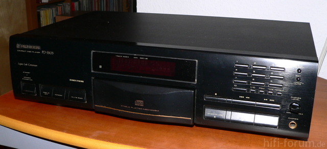 Pioneer PD S 503 Front 2