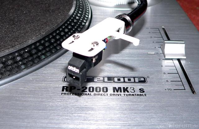 RP 2000 VM White