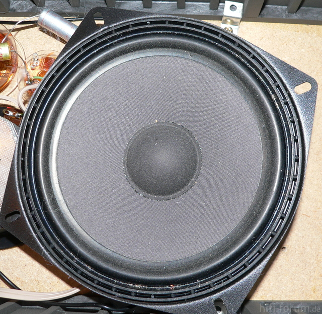 SABA Ultra HiFi Box 31 Tieftöner