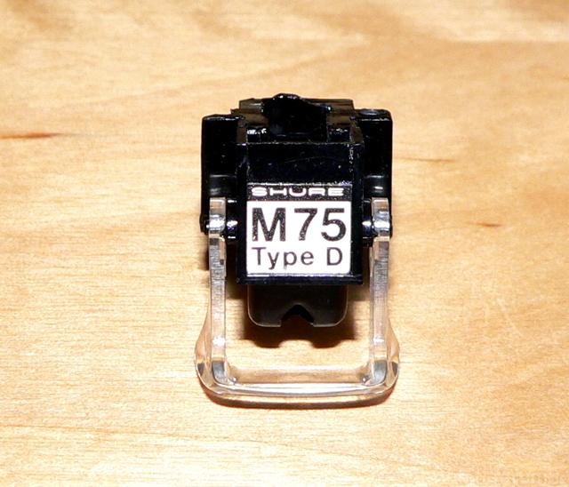 Shure M 75 Type D