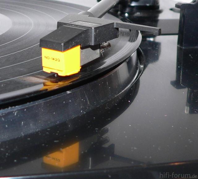 Sony PS LX 431 Tonabnehmer