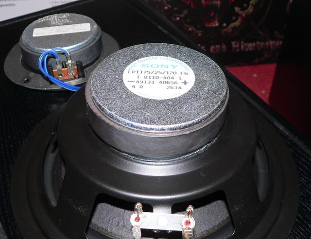 Sony SS-B 3 TT