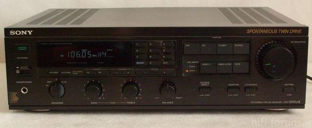 Sony STR-GX 5 ES II