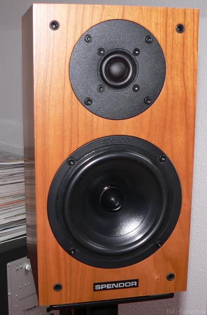 Spendor S 3 5 R2 Front