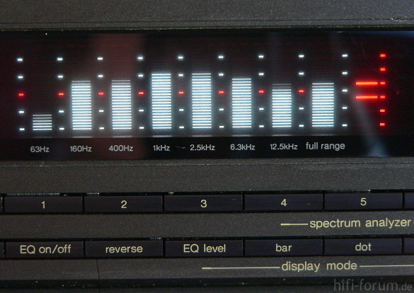 Technics SE GH 70 Analyzer