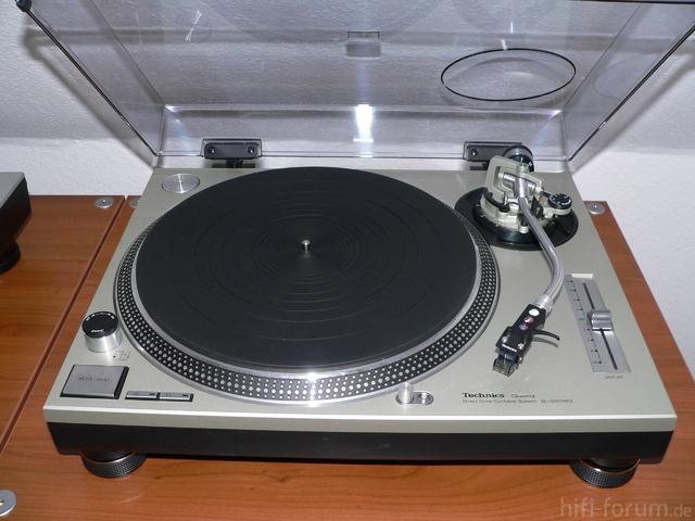 Technics SL 1200 II