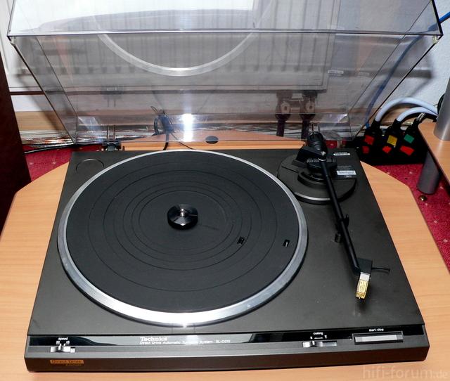 Technics SL D 310 A