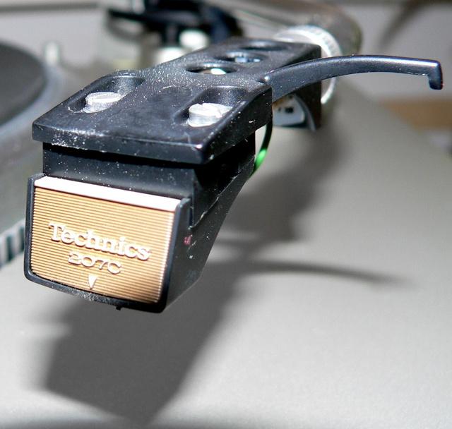 Technics SL-Q 2 mit 207 C - 02