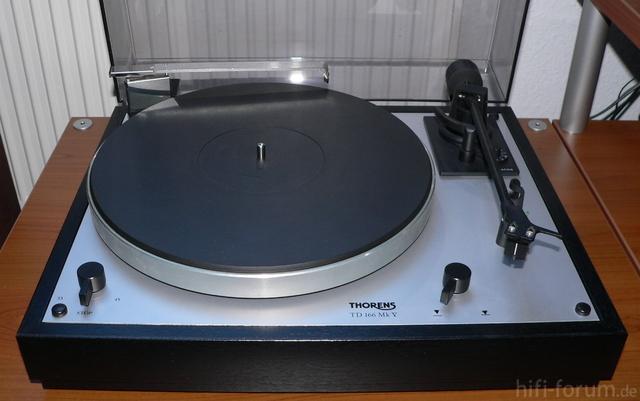 Thorens TD 166 Mk V