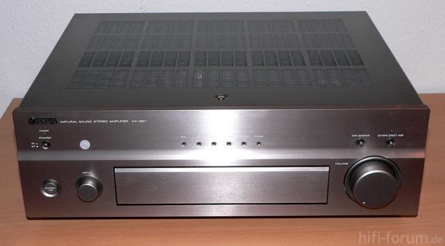 Yamaha AX 397 Front