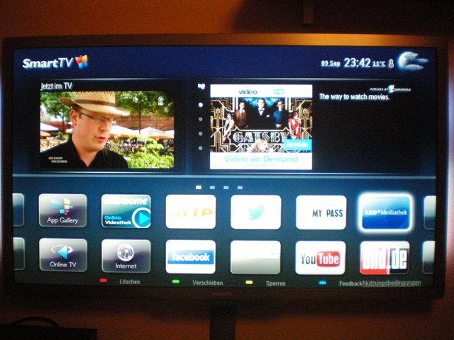 Philips 55 Zoll 3D-LED-TV (55PFL7606K) - 05