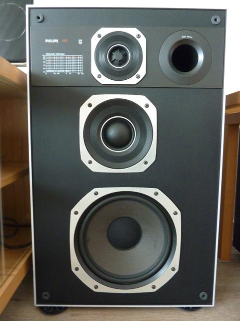Philips F109 Anlage mit Tonband N4520