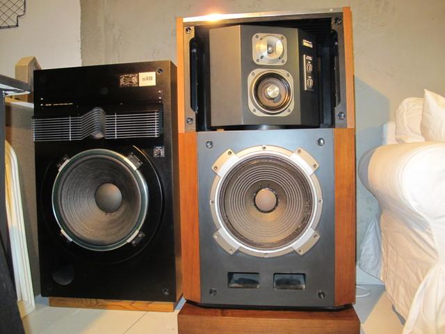 Kenwood Ls-1900 und Aurex SS-930