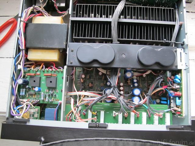 Sony Ta-F555 ES MK2