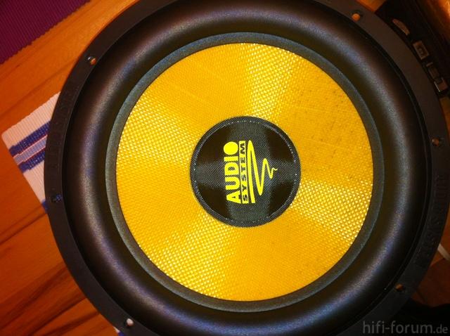 AudioSystem 12 BR