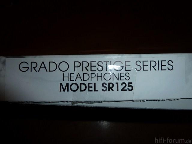 Grado SR125 - 5