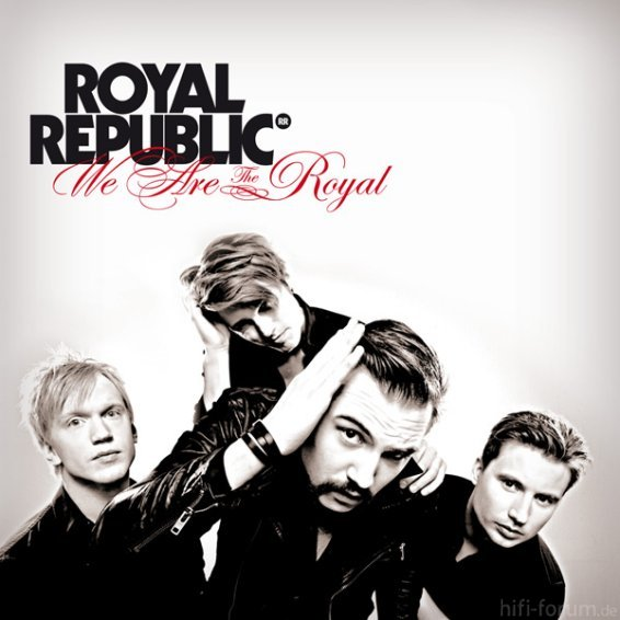 Royalrepublic Cover