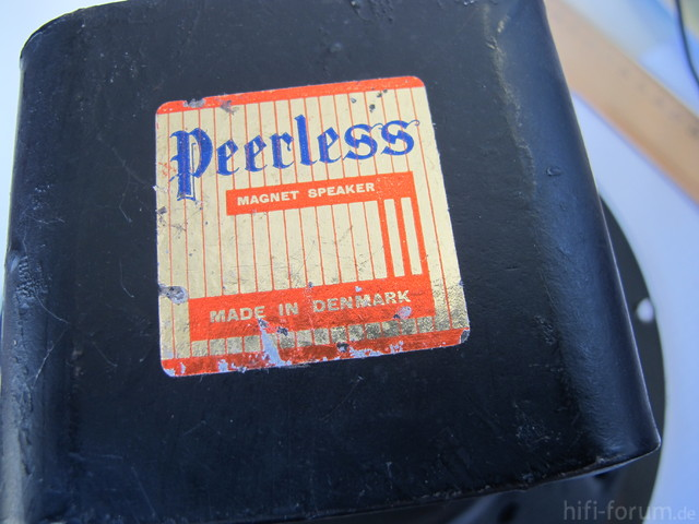 Peerless Coax D100-25 16Ohm