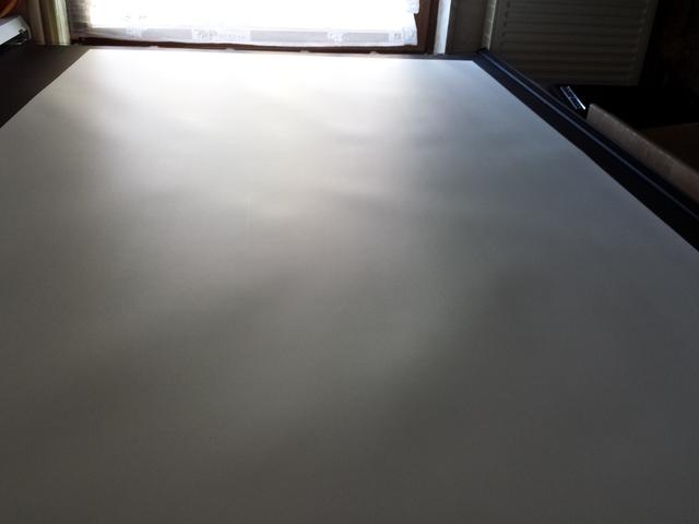 eSmart Tab Tensioned Leinwand TATENSO 221cm x 125cm (100\