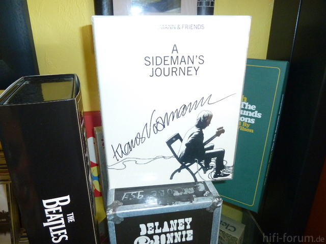 Klaus Voormann Sidemans Journey