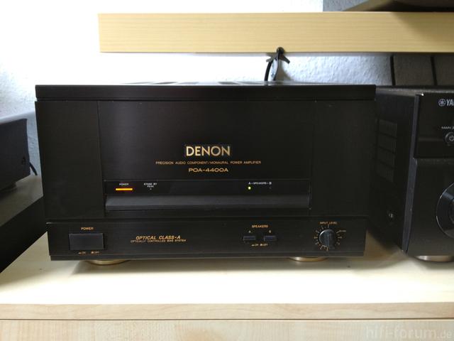 Denon POA 4400A1