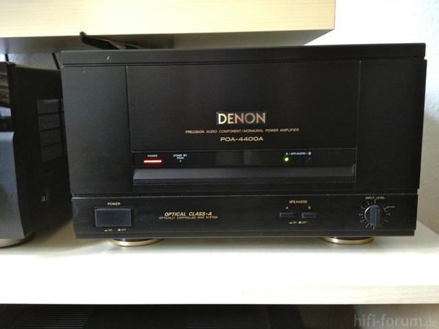 Denon POA 4400A2