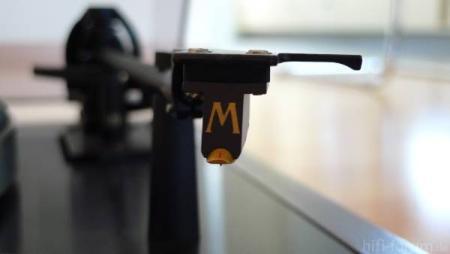 Unbekannter MC Tonabnehmer