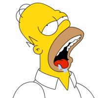 200px Homer Simpson Sabber