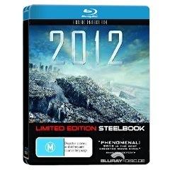 2012 Steelbook AU ODT
