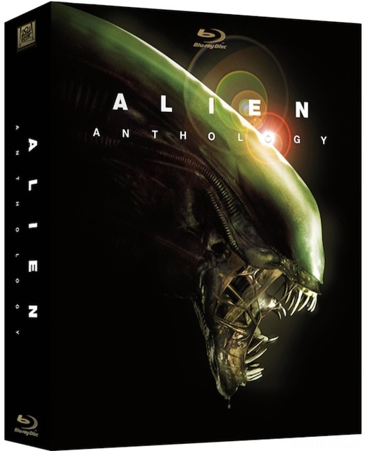 Alien Anthology Blu Ray Box Set