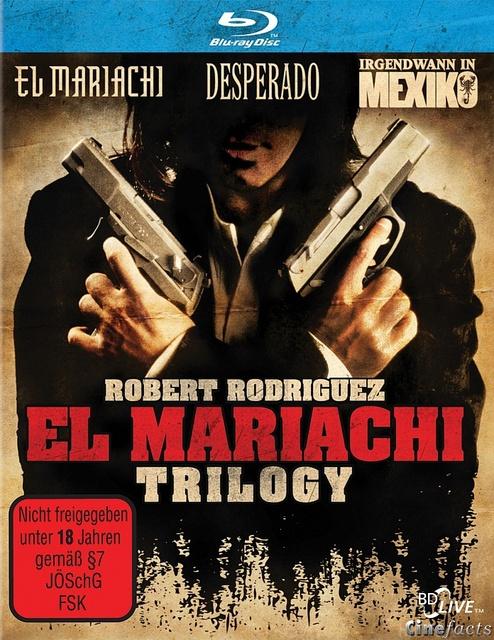 El Mariachi Trilogie El Mariachi Desperado Irgendwann In Mexico Bild 1
