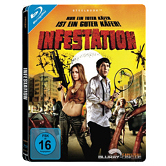 Infestation Steelbook