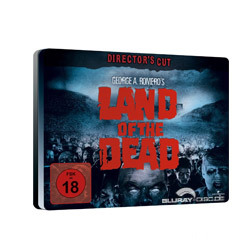 Land Of The Dead Quersteelbook