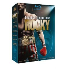 Rocky   The Complete Saga  Blu Ray  Deutsch