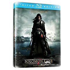 Solomon Kane Limited Edition Star Metal Pak Nl