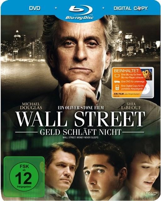Wall Street 2 Steelbook 660