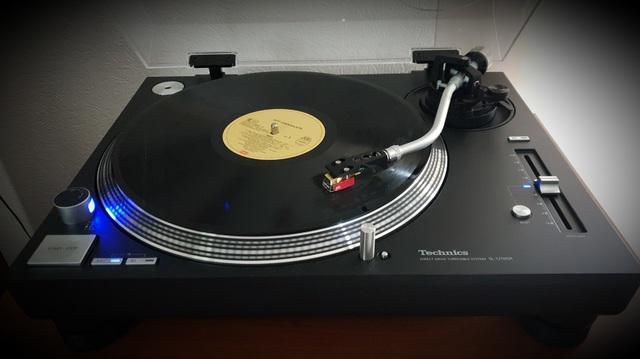 Technics SL 1210 GR Mit Audio Technics VM 740