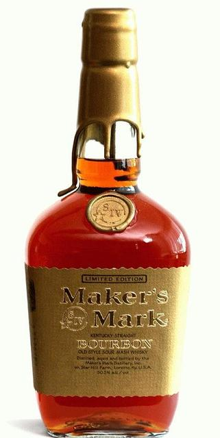 Makers Mark Gold OP