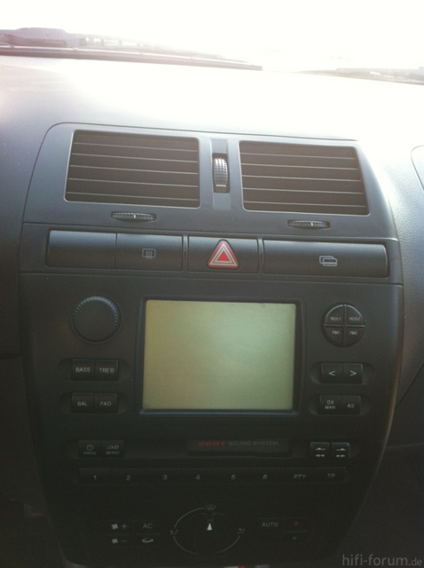 Mittelkonsole Seat Ibiza