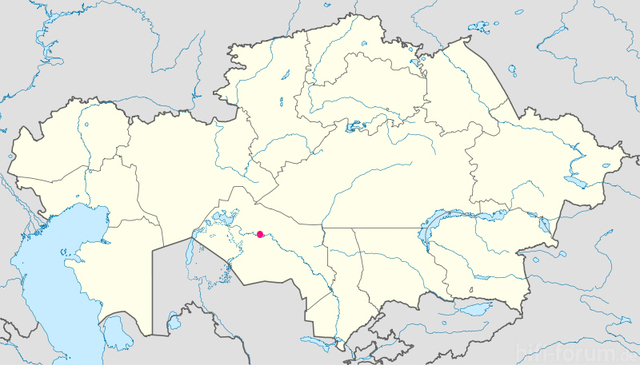 800px Kazakhstan Location Map
