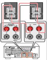 Rx V3067 Bi Amping 153020