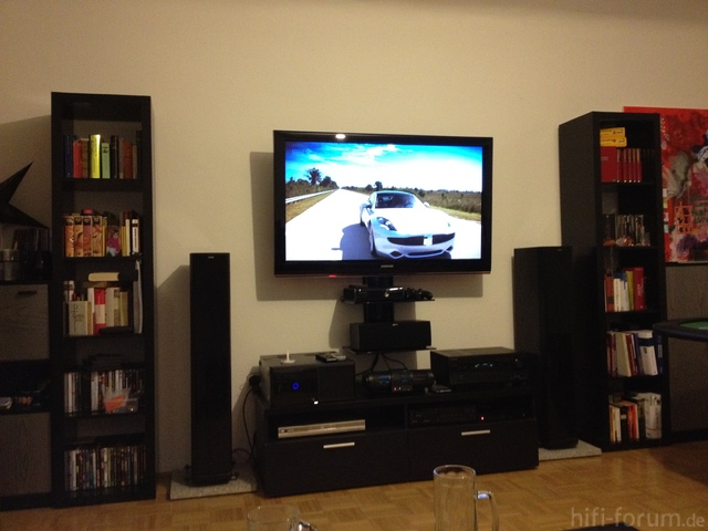 wohnzimmer fernseher fernseher wohnzimmer hifi bildergalerie. Black Bedroom Furniture Sets. Home Design Ideas